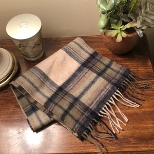 Accessories - Authentic wool scarf